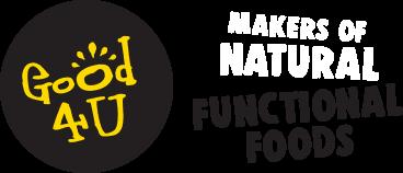 Good4U - Makers of Natural Functional Foods