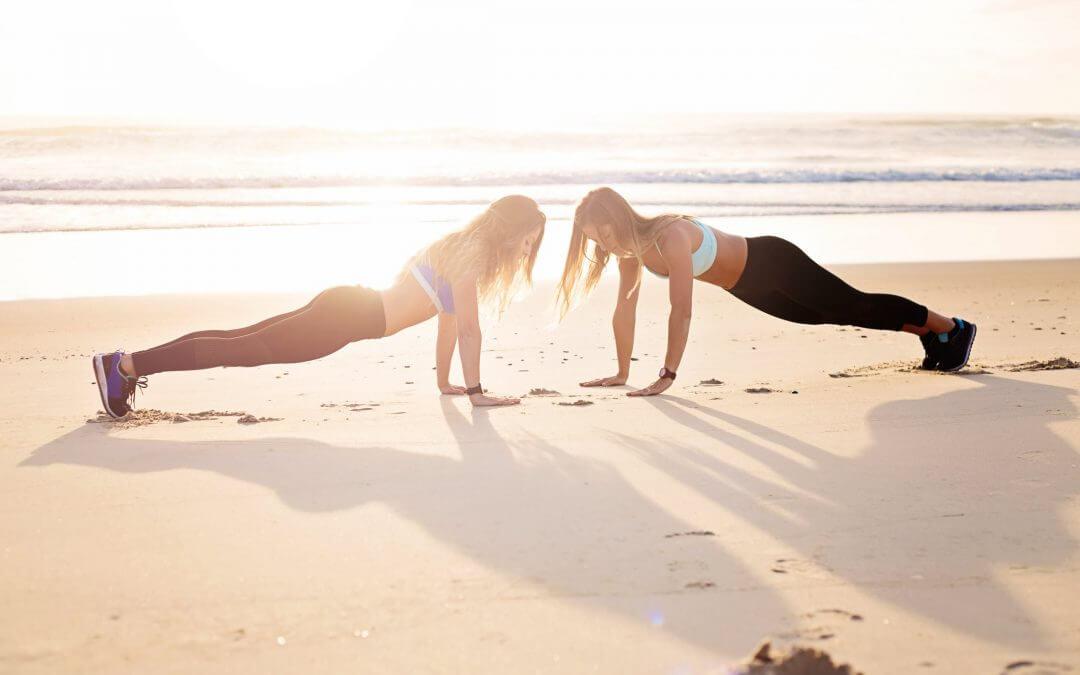 30 Minute Beach Workout