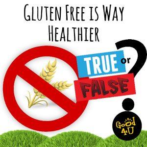Gluten Myth