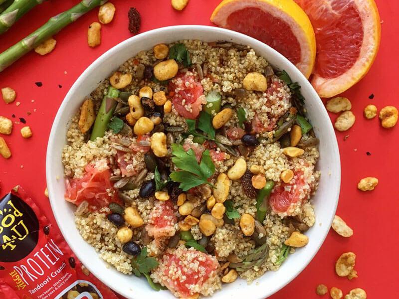 Mediterranean Salad Tandoori