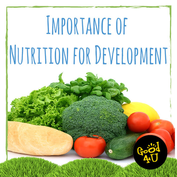 Importance of Nutrition for Development