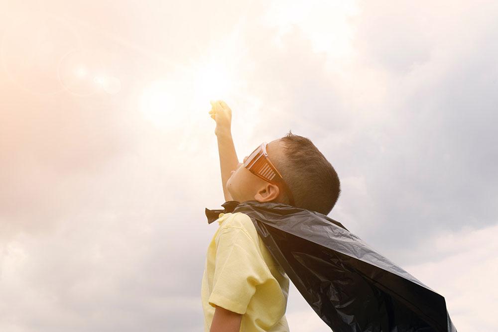 Top 5 key nutrients for growing kids
