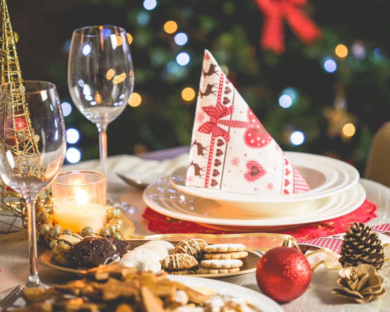 Nutrients in Christmas Dinner